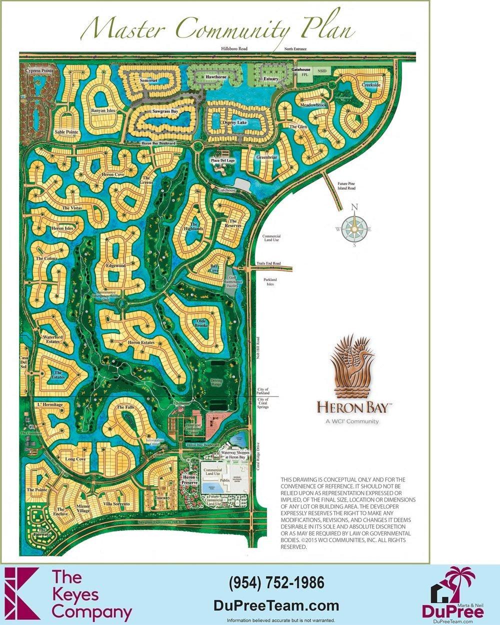 Parkland Heron Bay Homes For Sale, Real Estate Agent