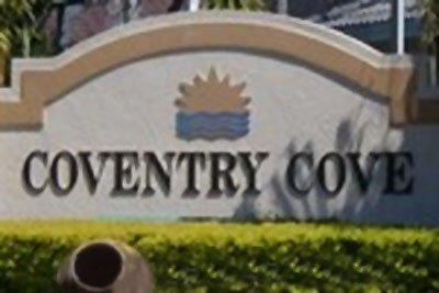 Coventry cove sign