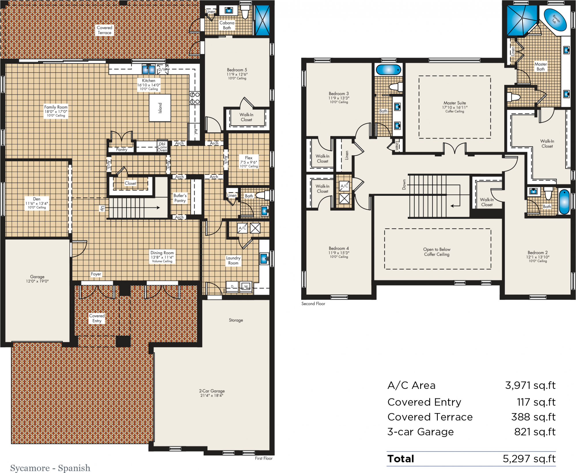 Sycamore Floor Plan Choice Image Home Fixtures