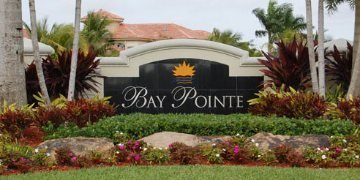 Bay Pointe sign