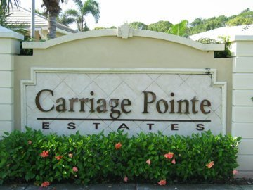 Carriage Pointe Estates Coral Springs