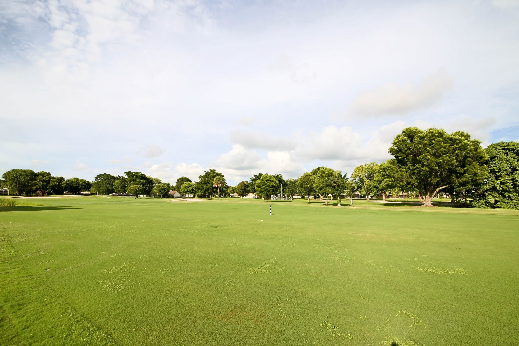 Coral Springs Country Club golf course