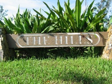 Coral Springs Hills sign