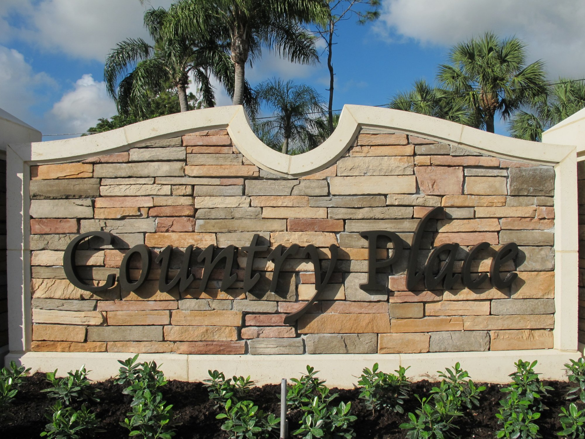 Country Place Parkland Homes for sale