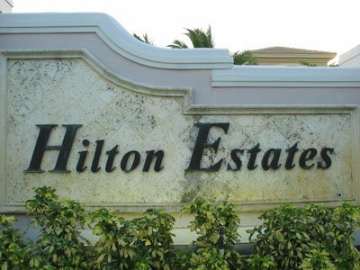 Hilton Estates of Coconut Creek