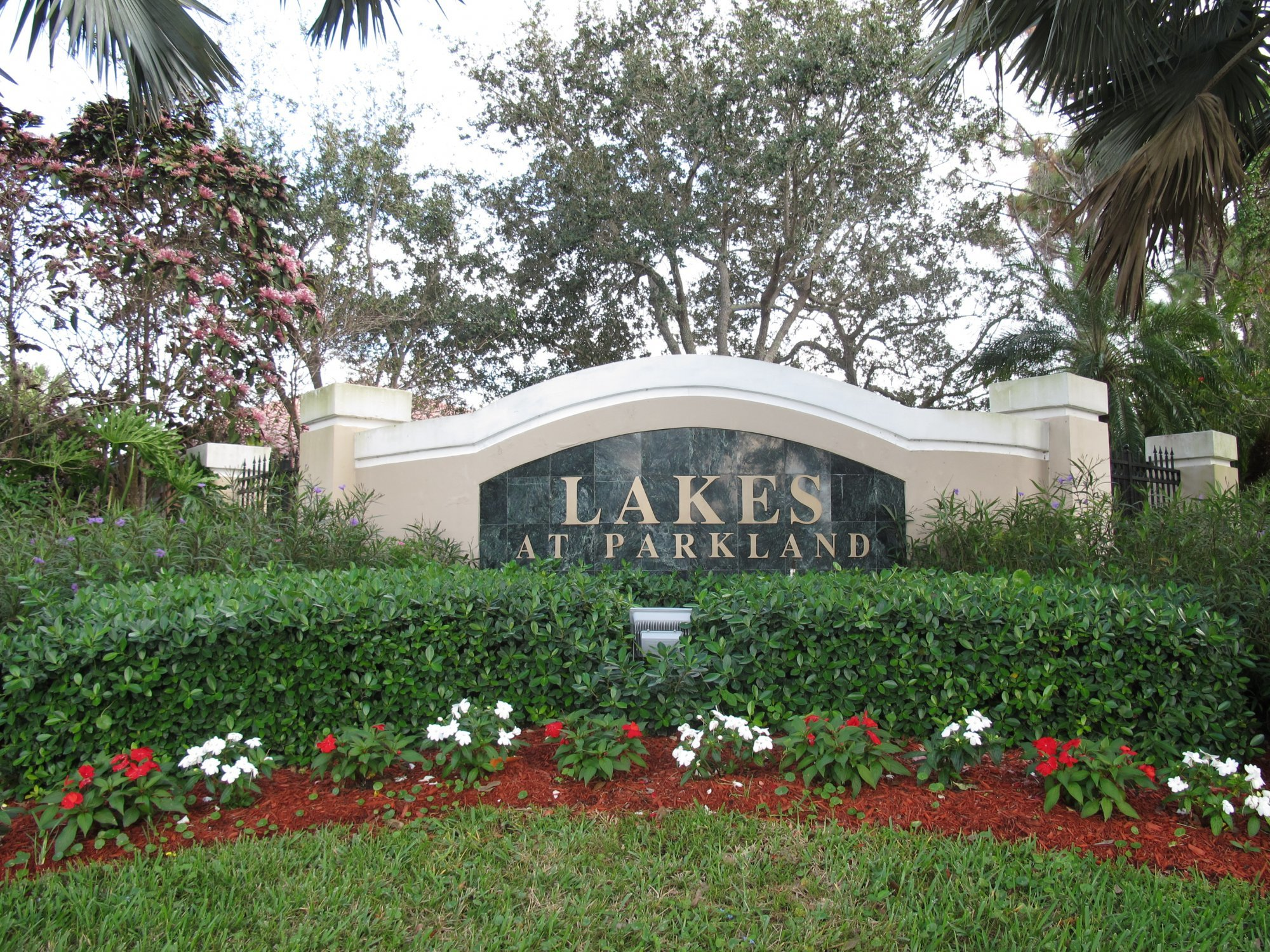 Lakes at Parkland Homes for Sale