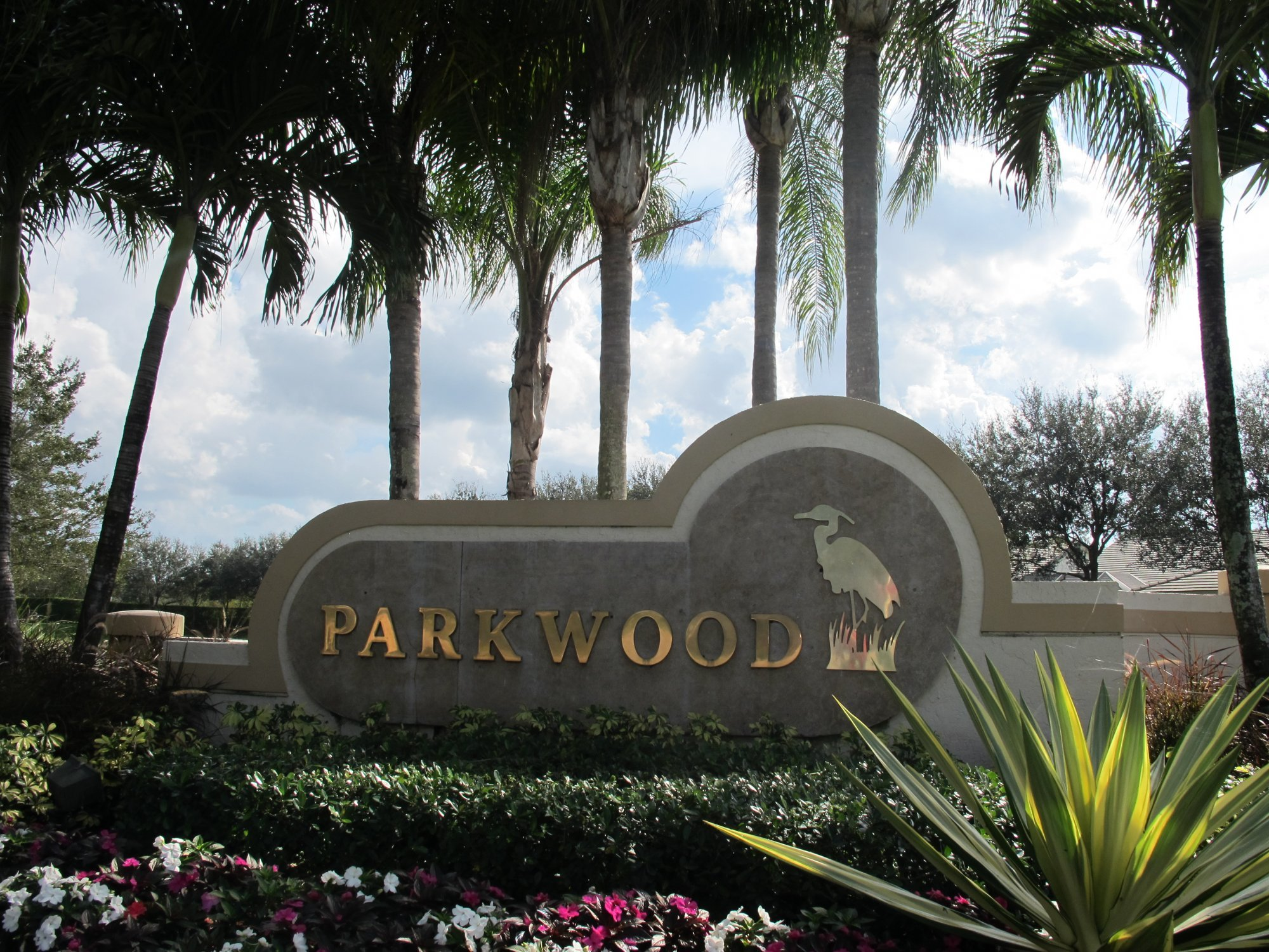 Parkwood homes for sale