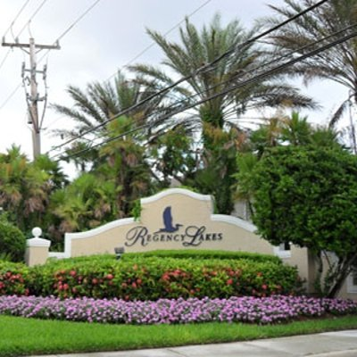 Regency Lakes of Coconut Creek homes for sale