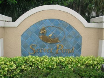 Secret Pond of Coconut Creek Homes for sale