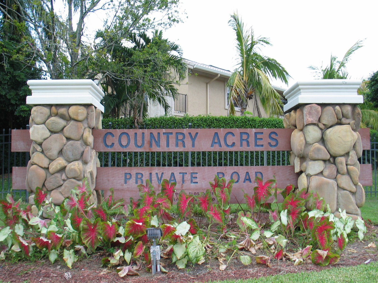 Country Acres of Parkland homes for sale