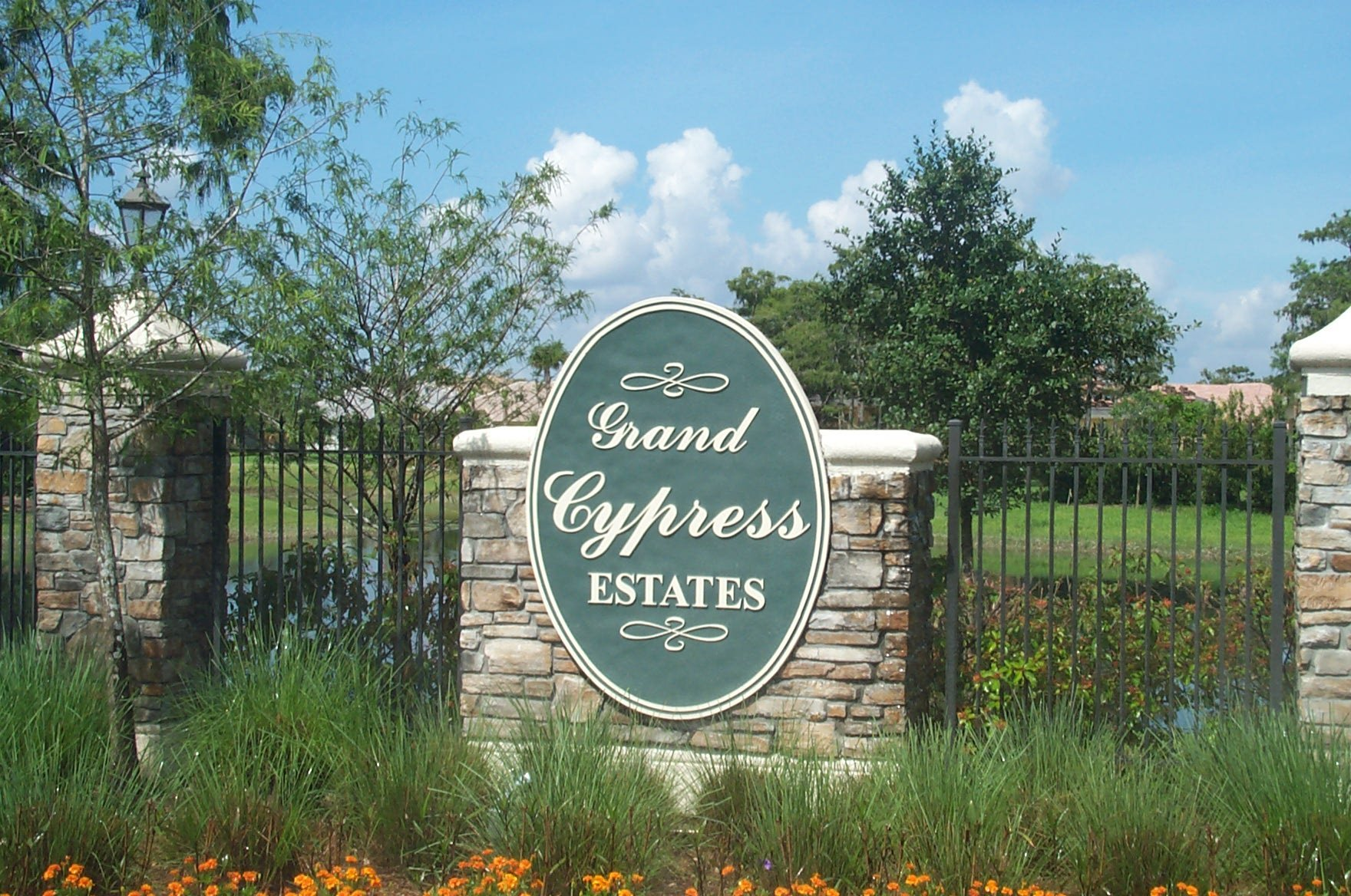 Grand cypress Parkland homes for sale