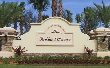 parkland reserve homes for sale real estate florida realtor