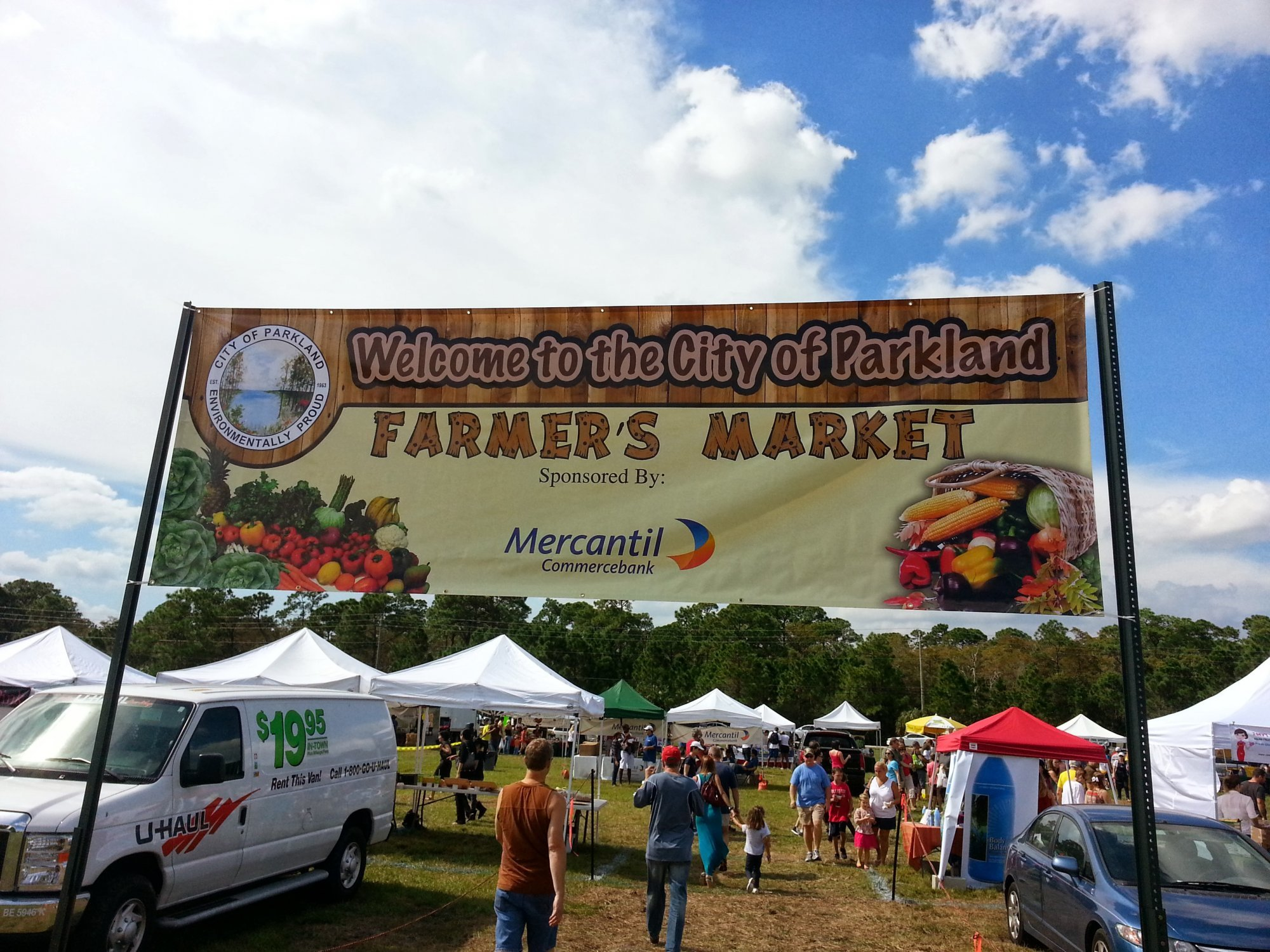 City of Parkland Farmers Market