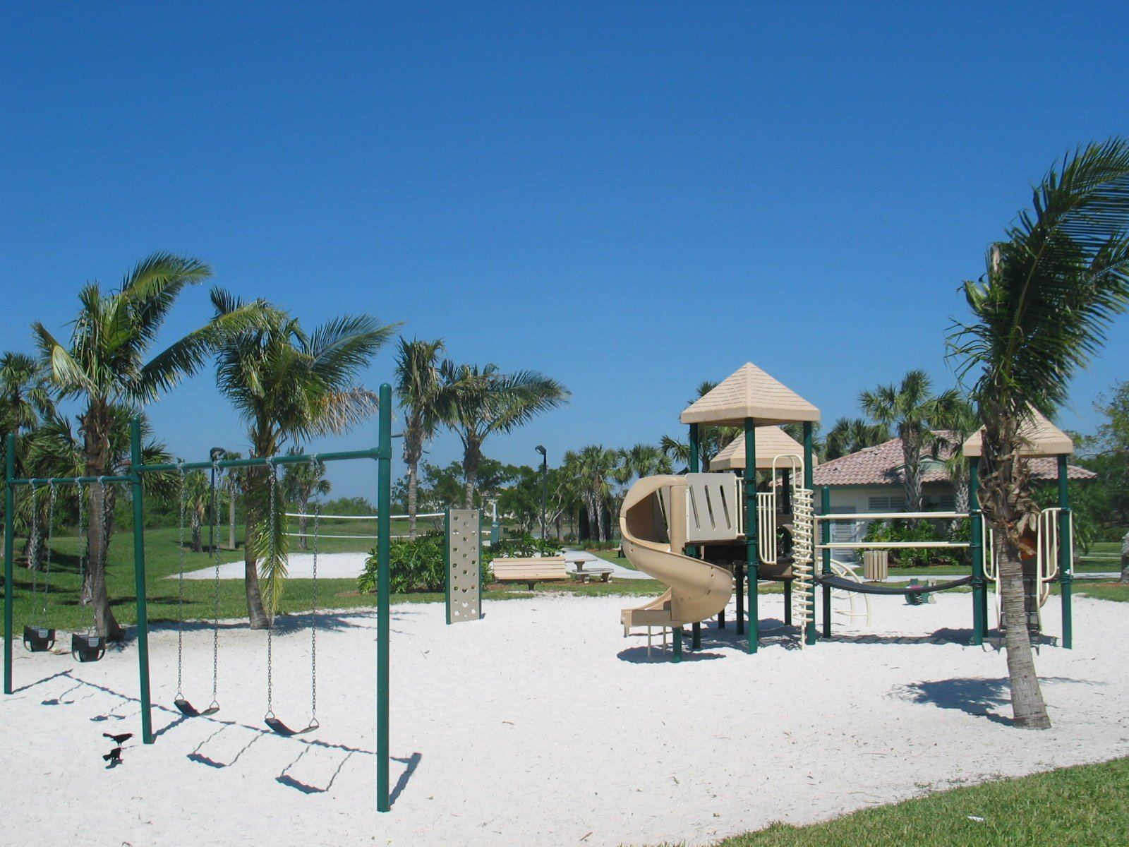 Heron Bay playground